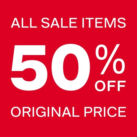 Sale now on at Deichmann